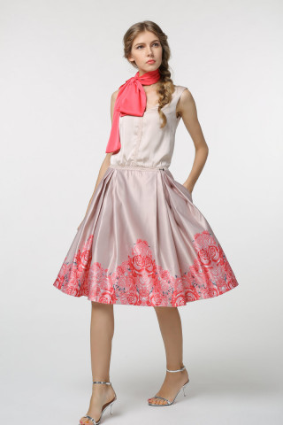 Платье TM-SS17-863-07