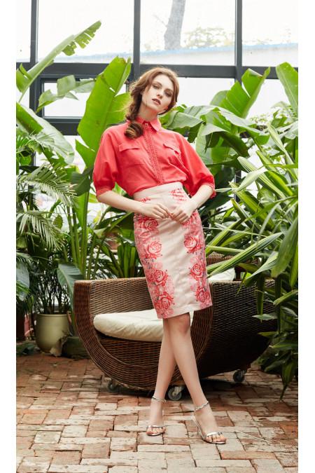 Платье TM-SS17-867-15